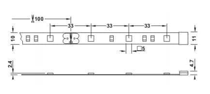 led 5050 3 - Chuyên cung cấp các loại đèn led dây tại Tp.HCM