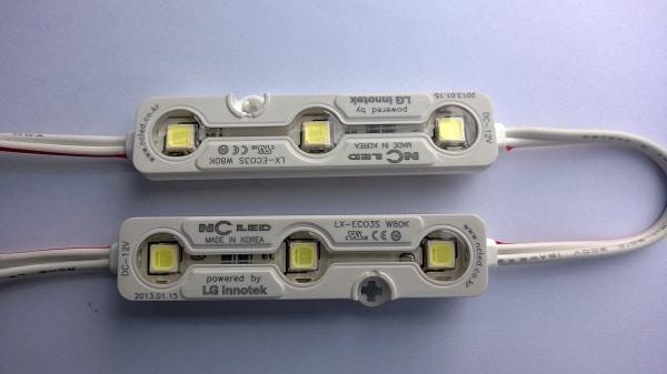 led module 3bong nc - Module 3 bóng NC