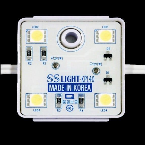 led module 4 bong Koreas - Bán đèn led module Hàn Quốc giá rẻ