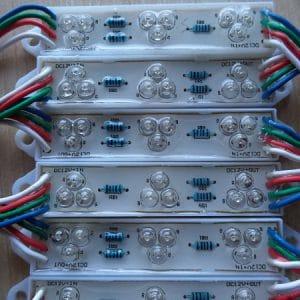 led module 9bong 7mau 300x300 - Đèn Led Quảng Cáo